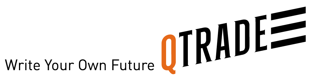 Write Your Own Future QTRADE banner